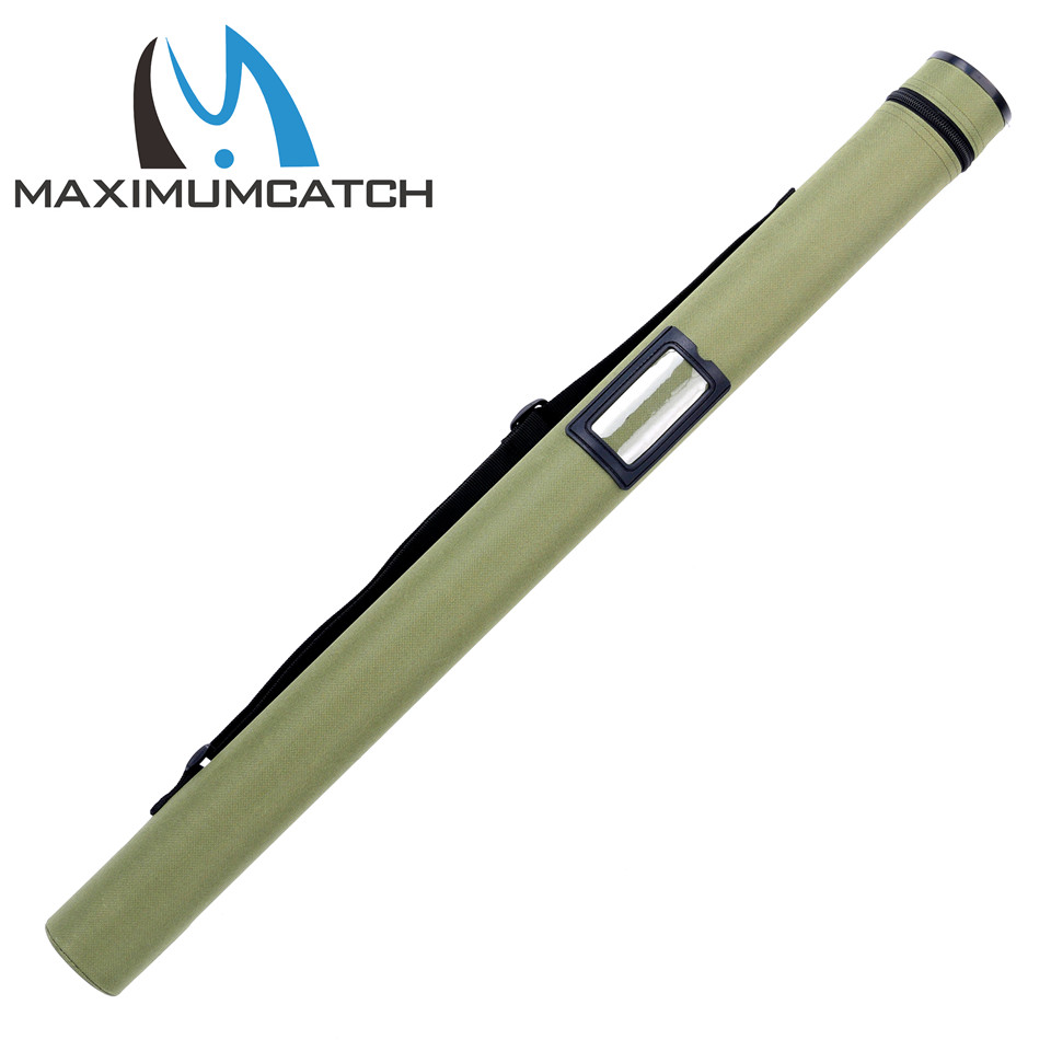 "Carbon Fiber Rods >> Maximumcatch Army Green Cordura Tube Carbon Fiber Fly Rod Tube for Rods 30"" fits 9' and 10'-in ..."