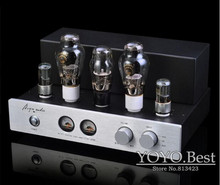 AIQIAN PSVANE 300B Hifi Stereo Tube Amplifier Pure Class A Single-ended AMP 9Wx2 Finished Product 110~240V