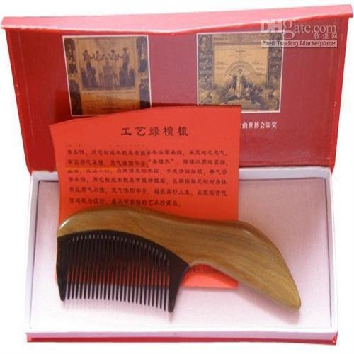 Hot sale!Guaranteed 100% horn+green sandal wood type B high grade gift-lvtan niu jiao he mu серьги sokolov 6022055 s