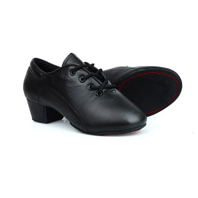 58f88da7cd ISMRCL EUA tamanho não comprar como CM jay meninos suave sola de sapatos de  dança de