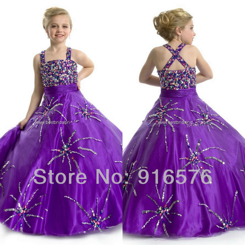 Online Buy Wholesale dress designs little girls from China dress ...