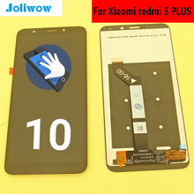 5.99 For Xiaomi Redmi 5 Plus Redmi5 Plus LCD Display Touch Screen Digitizer Assembly Replacement Accessories артур конан дойл pies baskerville ów hound of the baskerville