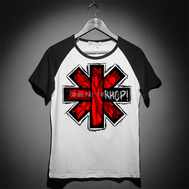 the red hot chili peppers RHCP hey oh snow californication uner the bridge  rock n roll style tee shirt-in T-Shirts from Men s Clothing on  Aliexpress.com ... e4e080d9d23