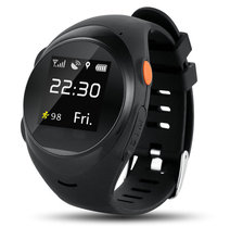 Free Shipping  GPS Global Tracking Watch Phone Supporting Micro Sim WiFi BT4.0 SOS and Anti-Falling Alarm System
