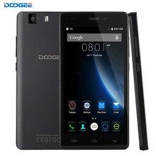 7-дюймовый Android 5.1 Смартфон DOOGEE X5 Pro 5.0 MT6735 Quad Core 1.0 ГГц RAM 2 ГБ + ROM 16 ГБ GPS A-GPS GSM & WCDMA и FDD-LTE
