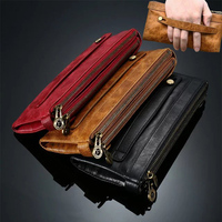 6S Luxury Genuine Leather Case For Apple IPhone 6S PLUS Case Wallet Flip Phone Bag With