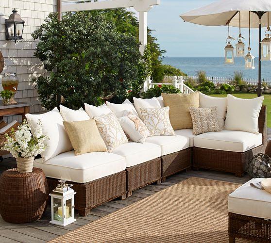 2017 All weather home furniture comfortable outdoor rattan furniture garden  sofa China  Mainland. Online Get Cheap Comfortable Garden Furniture  Aliexpress com
