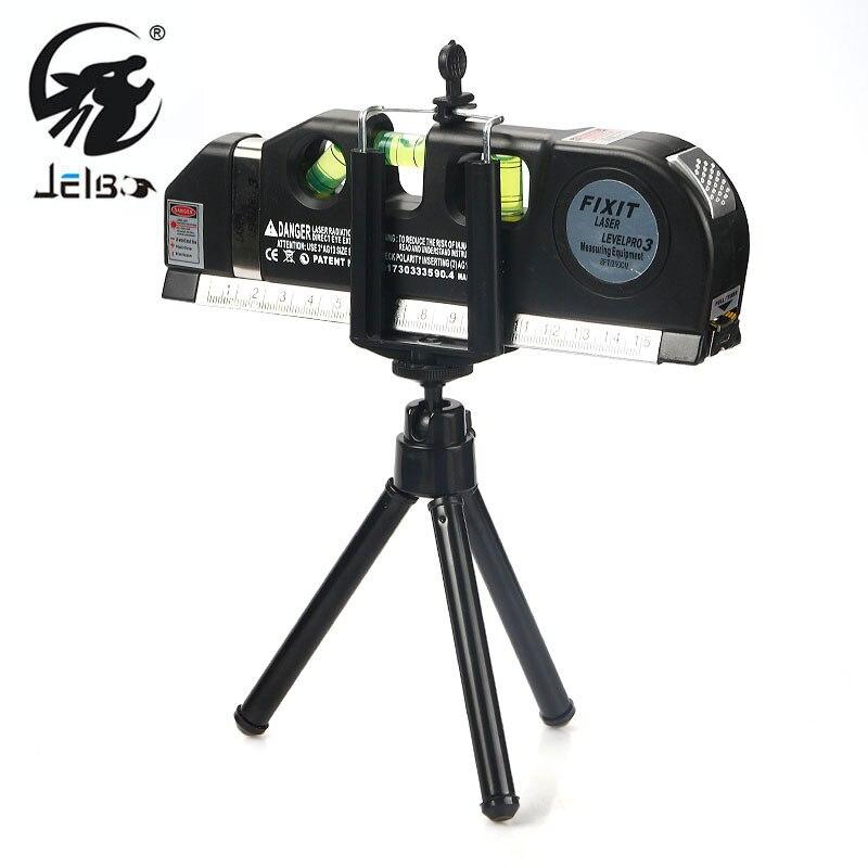 Jelbo Horizontal Measuring Ruler Laser Level Vertical