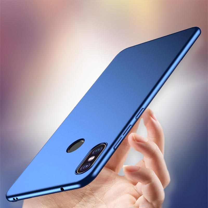 Premium Plastic Hard Case Xiaomi Mi 8 A1 A2 lite Mi Mix 2S Max 2 3 Ultra Slim PC Cover Redmi Note 6 5 4 3 Pro Note 5A Prime Case