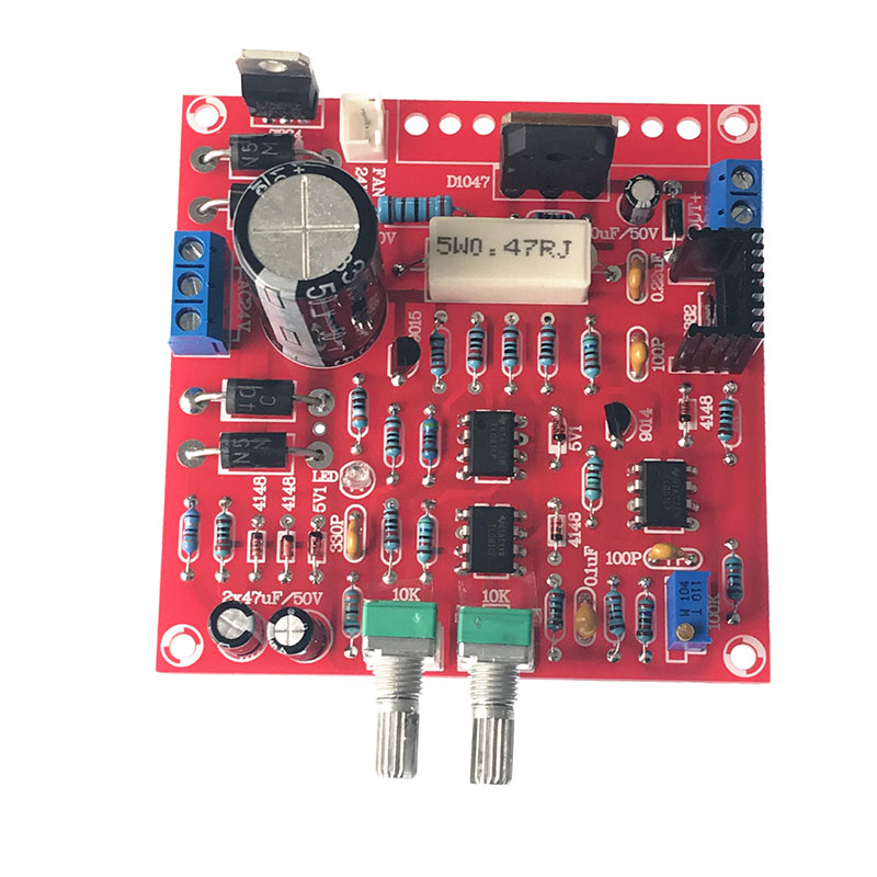 New Arrival 0-30V 2mA-3A Adjustable DC Regulated Power Supply DIY Kit Short with Protection Voltage Regulators/Stabilizers HR