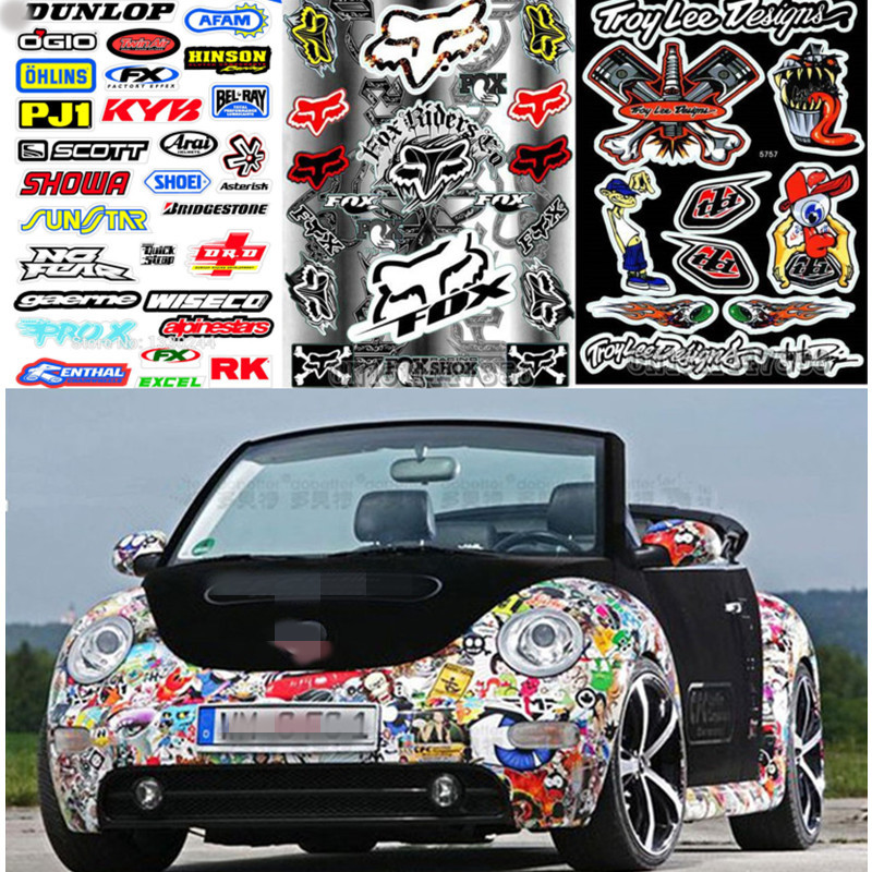 Online Get Cheap Skull Stickers For Motorcycles Aliexpresscom - Motorcycles stickers