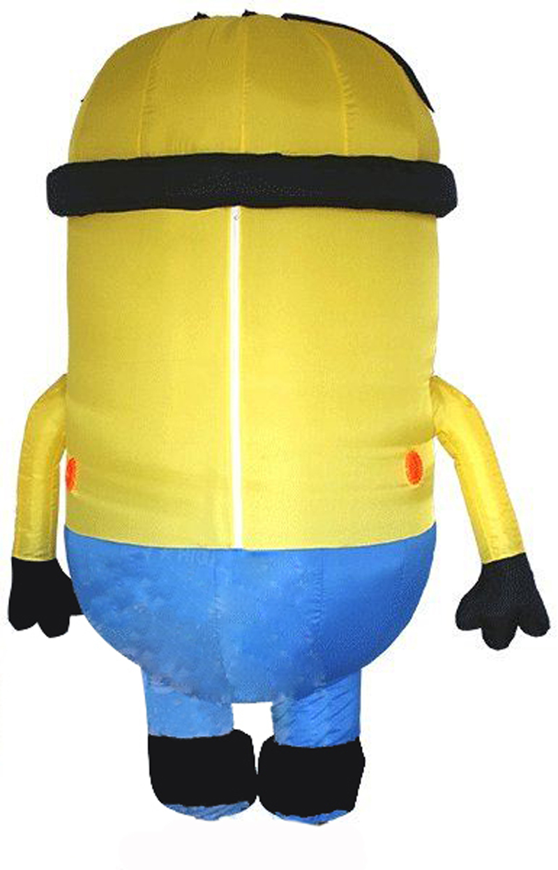 Aliexpress.com : Buy Cosplay Party Inflatable Adult Minion Costume ...