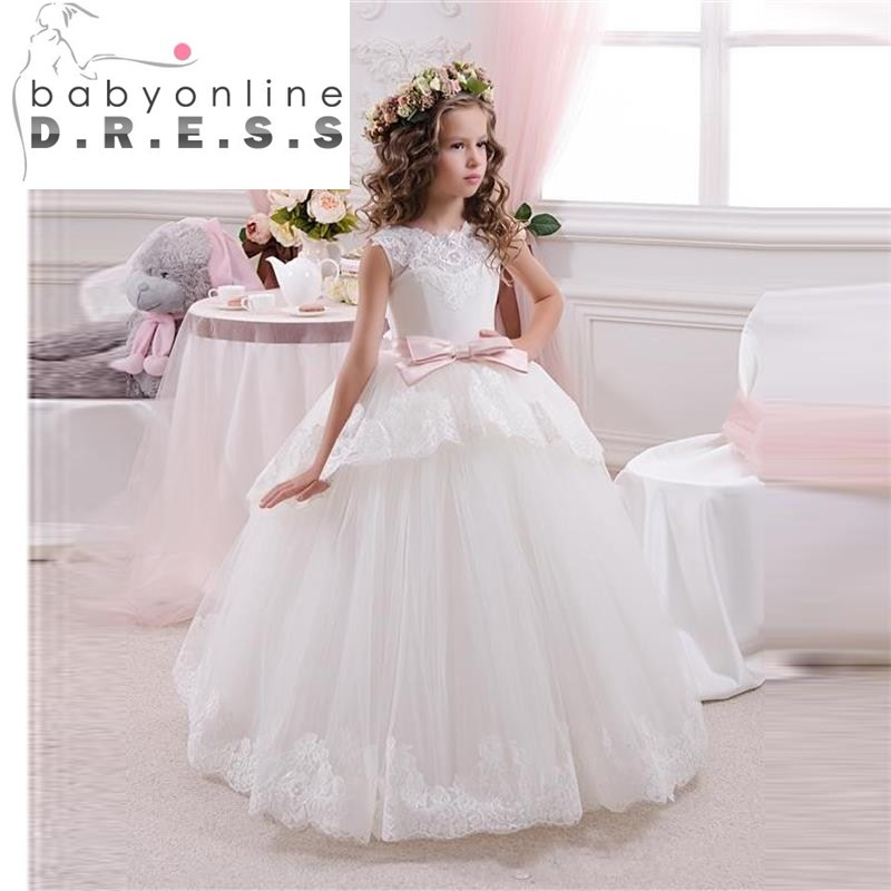 Online Get Cheap White Pageant Dresses -Aliexpress.com | Alibaba Group