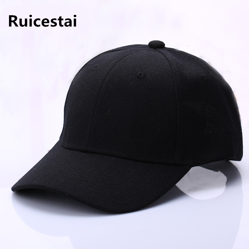 2017 summer new casual baseball caps for men and women pokemon cotton snapback solid color bone winter casquette wholesale