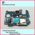 Abierto original motherboard placa lógica de trabajo para samsung galaxy s4 i9505 con la cámara trasera envío gratis