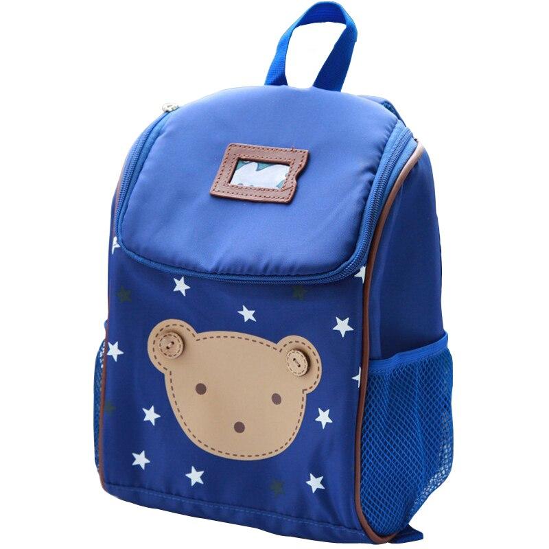 New Cartoon School Bags For Girls Boys Children Backpacks Kids School Bag Kindergarten Backpack Mochila Escolar Infantil PT1142