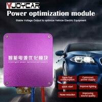 Intelligent power Optimization Module Upgrade контроллер дроссельной заслонки автомобильного топлива экономии Изменение Универсальный регулятор выпрямителя