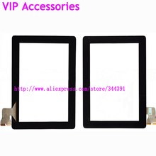 100% original me302 touch screen für asus memo pad fhd 10 me302c 5425n fpc-1 rev.2 me302 touch panel digitizer tracking