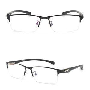 Image 5 - WEARKAPER متعدد البؤر التقدمية اللونية نظارات للقراءة الرجال التجارية الديوبتر طويل النظر نظارات gafas دي ليكتورا