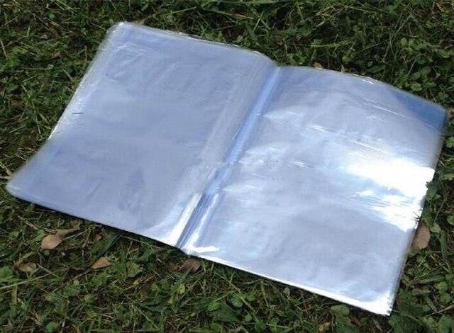 100pcs Lot Width 10cm 20cm Pvc Heat Shrink Wrap Storage Bag