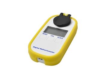 DR604 Refractive Index Refractometer Engine Brake Fluid Tester  Car Battery Refractometer ATC Hand Tester For DOT 3 DOT4