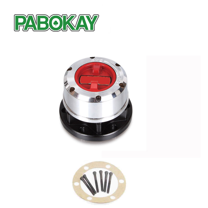 1 piece x FOR JEEP UAZ GAZ 1961--> FREE WHEEL BEARING LOCKING HUB B056HP AVM410HP цена
