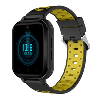 Hot sale Q1 Pro 4G Smart Watch Phone Android 6.0 MTK6737 Quad Core GPS 1/8GB Smartwatch Heart Rate Sim Card Support Change Strap
