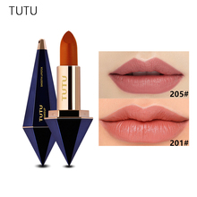 TUTU Stars Velv Matte Lipstick Long Lasting Charming Lip Lipstick Cosmetic Beauty Makeup
