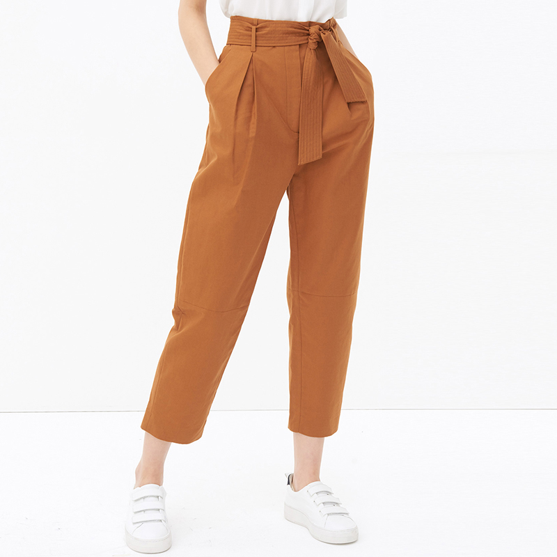 Capri Pants With Pockets - Pi Pants