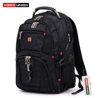 Swisswin Laptop Backpack Swissgear Mochila Masculina 15 6inch Man S Backpacks Men S Luggage Travel Bags