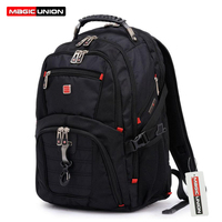 MAGIC UNION Oxford Men Laptop Backpack Mochila Masculina 15 Inch Man's Backpacks Men's Luggage & Travel bags Wholesale