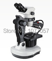 Best Sale CE ,ISO GI 6.7x 45x Professional Gem Microscope/ Jewelry Microscopes Hot sale in EU , USA