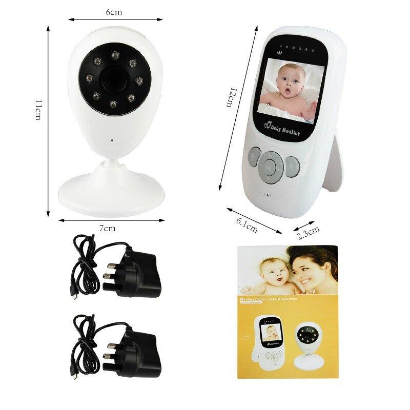 segurança visão noturna monitoramento temperatura