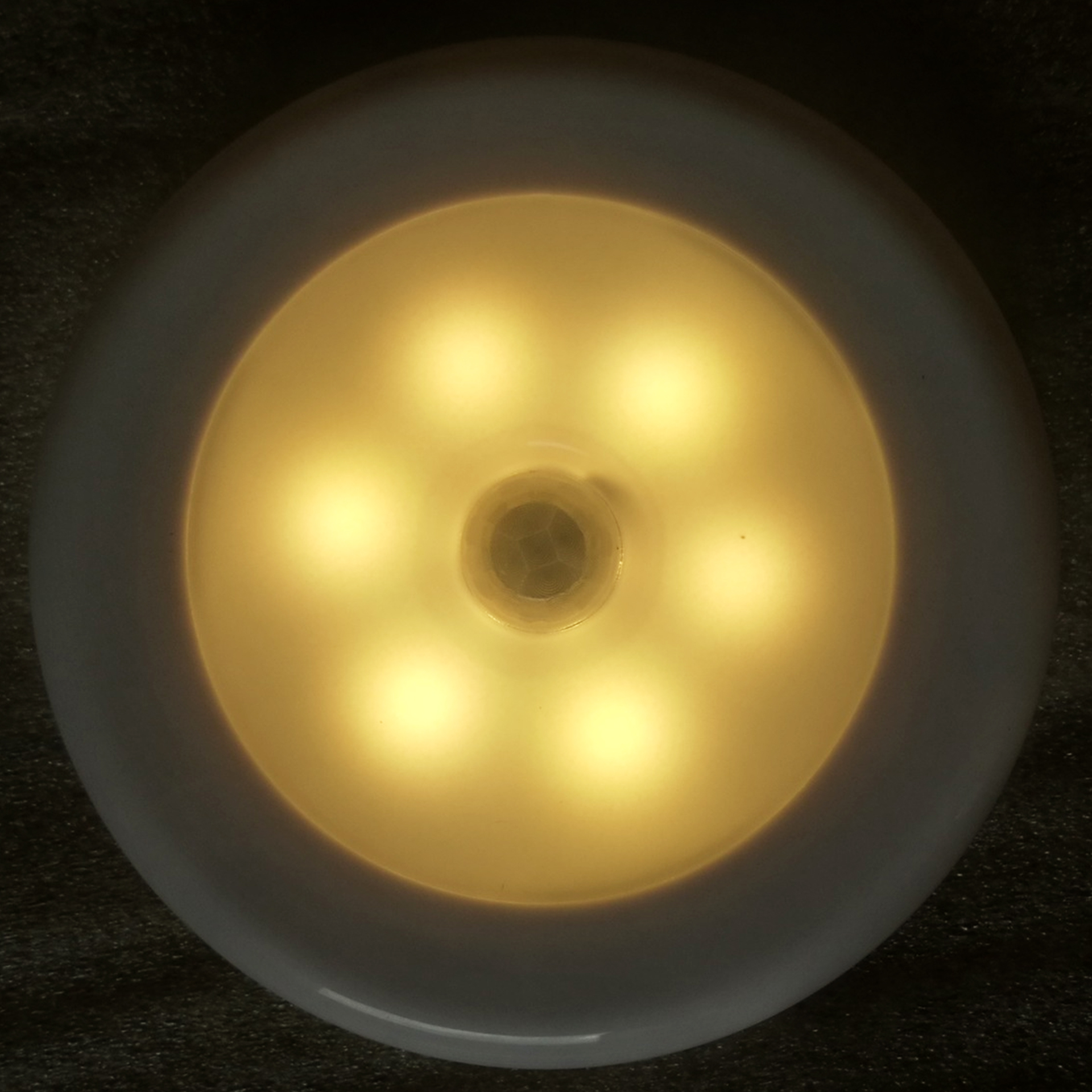 Downlights pir sem fio sensor de Bateria Tipo : 3*aaa Bateria