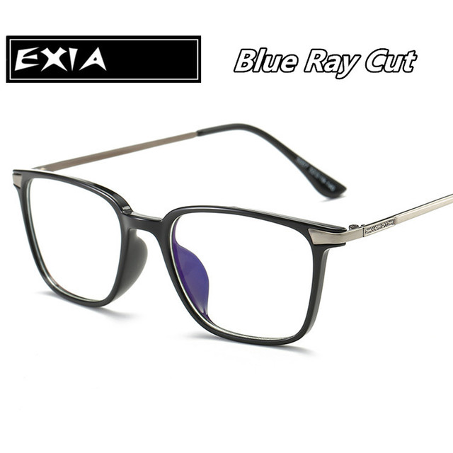 Optical Lenses Blue Cut TR 90 Frame Flexible Glasses EXIA OPTICAL KD ...