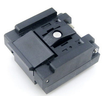 QFN48 MLP48 MLF48 48QN50K17070 48QN50S17070 IC Test Socket Adapter 0.5Pitch