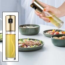 Urijk силиконовый кухонный инструмент, распылитель масла, горшок, стеклянный масляный насос, спрей, тонкая бутылка, распылитель масла для приготовления пищи, оливковая банка, Аксессуары для выпечки