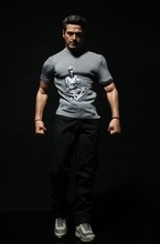 1/6 scale Super Flexible figure doll Iron Man Tony 12″ Action figure doll Collectible Figure Plastic Model Toys.No box