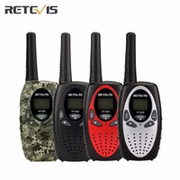 2pcs A Pair A1026B RETEVIS RT628 Walkie Talkie 0 5W UHF Europe Frequency 446MHz LCD Display