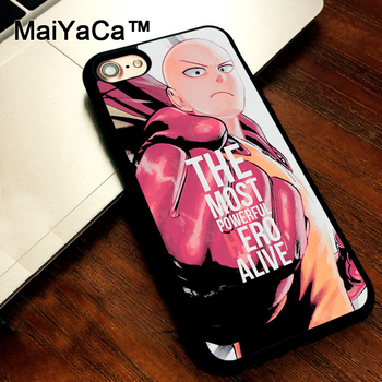 MaiYaCa one punch man saitama phone cases soft TPU case cover for Apple iPhone 5 5s Cover For iPhone SE coque fundas