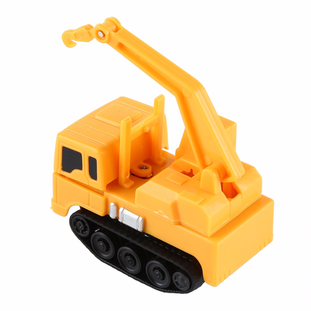 Children Kids Magic Pen Inductive Car Tank Truck Engineering Toy Follow-Line You Draw Toys