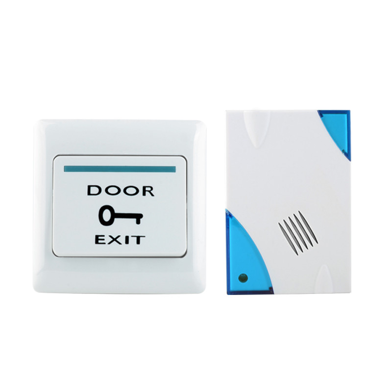 RFID Adgangskontrol Dørlåsesystem sæt med elektrisk skruelås RFID - Sikkerhed og beskyttelse - Foto 5