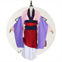Chinese Hanfu Hua Mulan Cosplay Costumes Han Clothing Princess Dresses Ancient-Costume Halloween Set