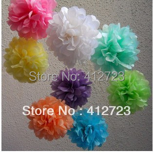 20pcs mini paper flowers tissue paper pom poms wedding decoration 20pcs mini paper flowers tissue paper pom poms wedding decoration craft for weddings birthday mightylinksfo