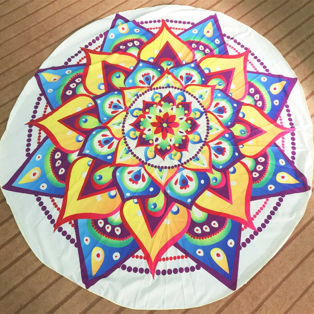 Wall Hanging Tapestries Indian Mandala Tapestry Round Beach Throw ... for Indian Hanging Decorations  165jwn