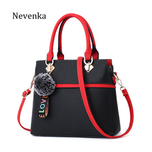 Nevenka Women shoulder bags Casual Handbag Tote Lady Shoulder Bags Female Brand Tassel Bags Original Design luxury famous brand