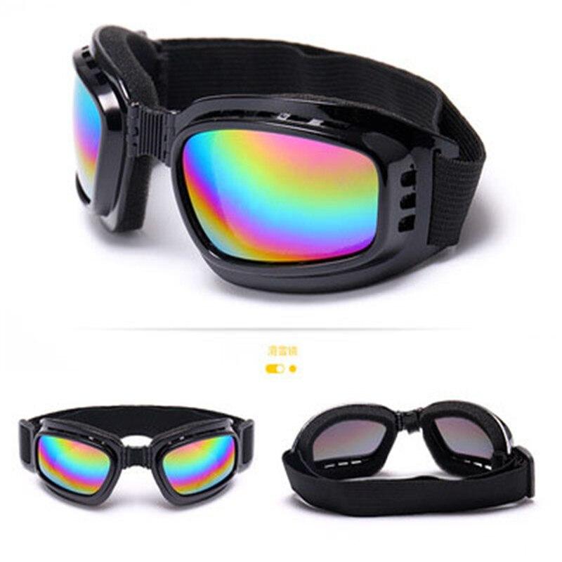 Ski Goggles Double Layers UV400 Anti-fog Big Ski Mask Glasses Skiing Men Women Snow Snowboard Goggles