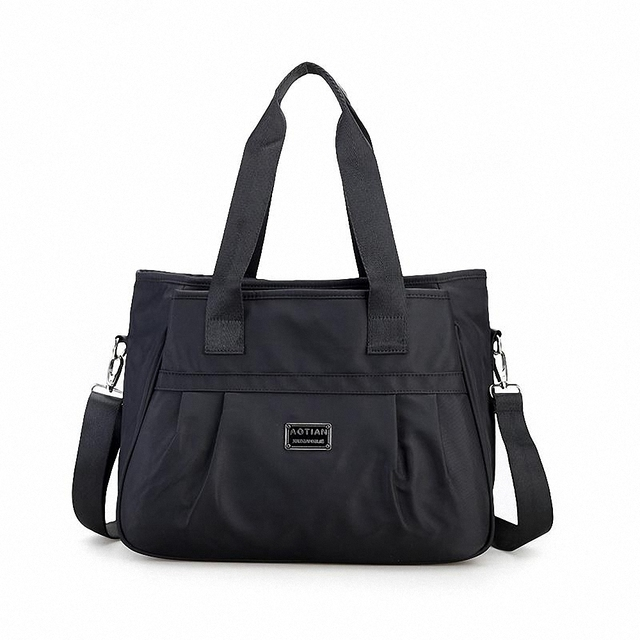 Nuevo 2016 bolsos de viaje bolsa de hombro informal bolso de las mujeres de nylon resistente al agua bolsas de mensajero LI-1121