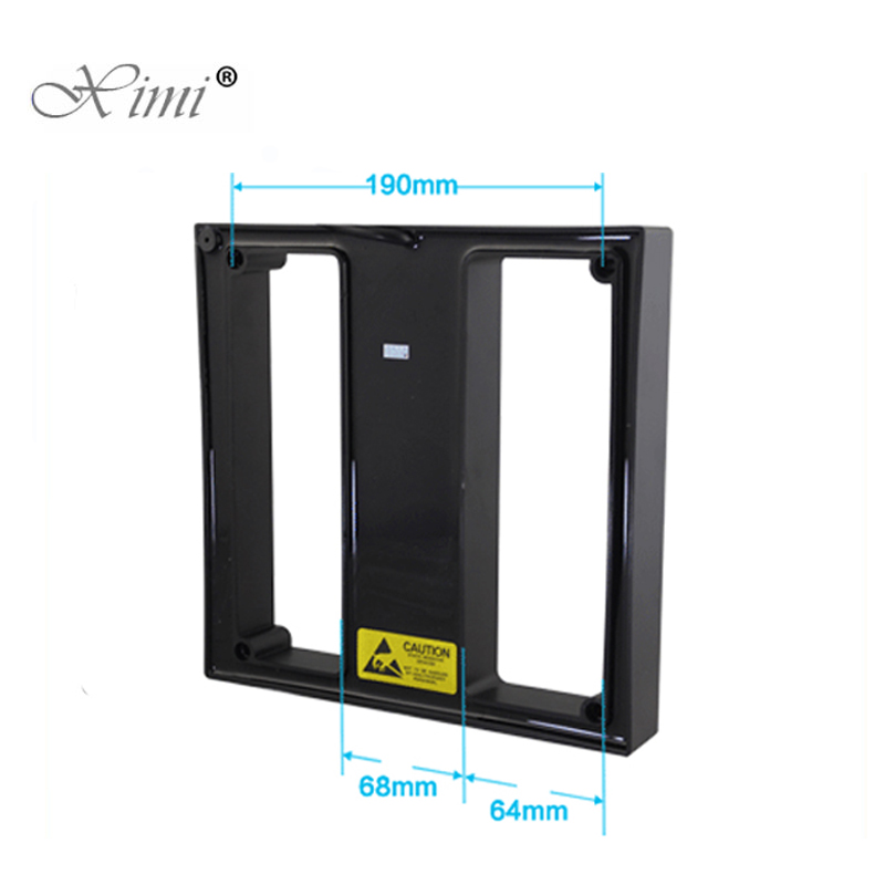 1M Middle Range Distance RFID Card Reader 125KHZ Wiegand26 Reader For Packing And Access Control System