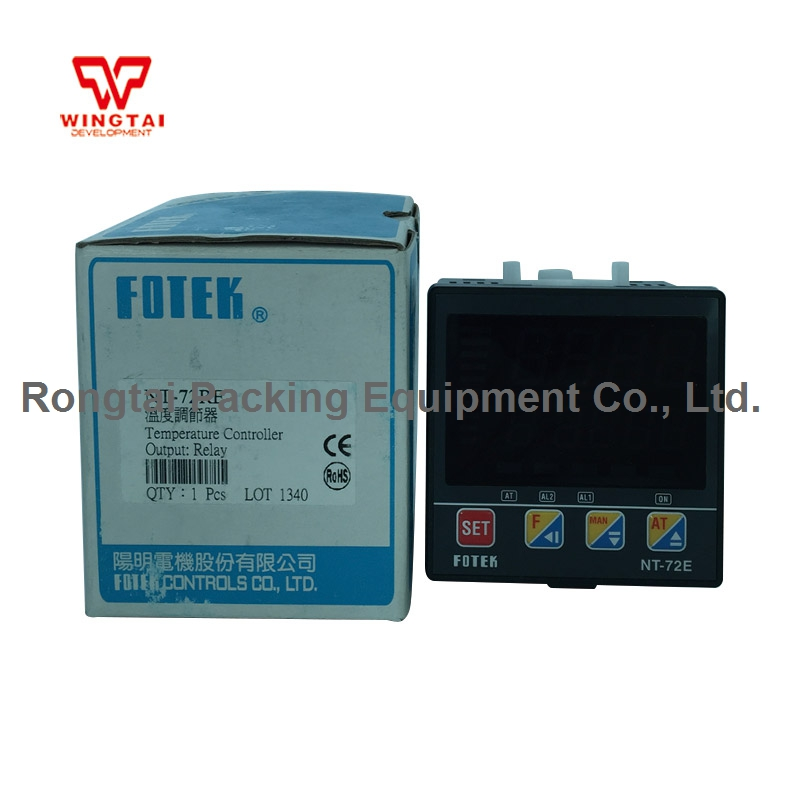 Taiwan Fotek NT-72RE Intelligent Temperature Controller Two Alarm